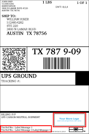Ups one pickup attempt, where pickup is attempted only once and, if not possible, the ups prepaid label is left with. 35 Ups Overnight Shipping Label Labels Database 2020