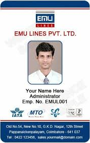sample id cards id card templates free id cards pinterest card templates id