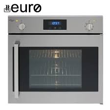side opening oven. Unique Opening Euro ESM60SOTSX 60cm Fan Forced Side Opening Oven With N