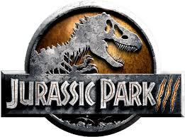 Image - Jurassic Park III - Orange logo.png | Jurassic Park wiki ...