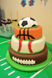 birthday cakes for boys sports. Fine Boys All Sports Cake And Birthday Cakes For Boys Sports O