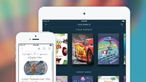 ebook subscription service oyster teams up with disney and rolls out kids vertical