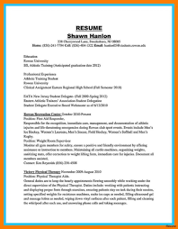Horse Trainer Resume Technical Trainer Resume Format Assistant Horse Corporate Temp Sevte 11
