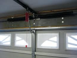surprising low clearance garage doors designs high profile door