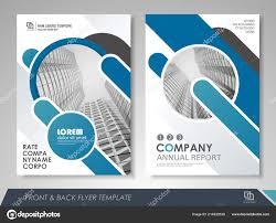 Company Catalog Design Templates Modern Blue Brochure Design Brochure Template Brochures