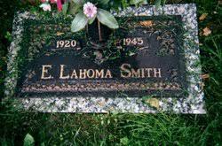Lahoma Electra Alfreda Smith (1920-1945) - Find A Grave Memorial