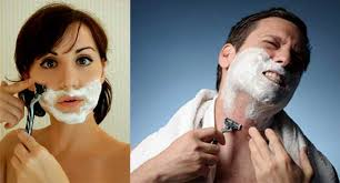 ingrown hair on face causes symptoms how to get rid remove treatment
