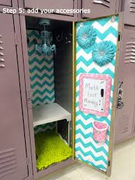 5 simple steps to decorating a fabulous locker with locker lookz rachel teodoro