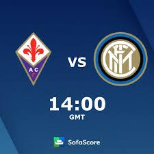 Fiorentina Inter live score, video stream and H2H results - SofaScore