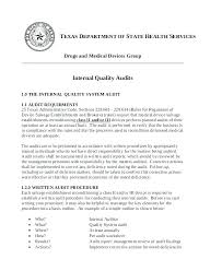 Memo Report Sample Marketing Audit Template Internal Results Example Essay And