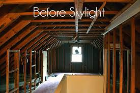 now normally weu0027d consider tackling this little bad boy ourselves but a few small details held us back first jay has an immense immense fear of being how much to install skylight w92