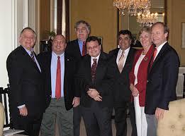 TCA honors the Honorable Albert G. Huntington, Mayor of Historic ...