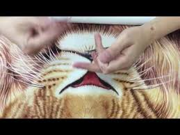 King <b>Silk Art</b> Lion Head New 74010 - YouTube
