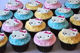 Rozannes Cakes Hello Kitty Cupcakes Cakes Durbanville