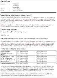 Key Words For Resume Template Mesmerizing Resume With Keywords Example Together With It Resume Template