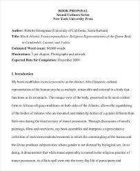 Sample Book Proposals Barca Fontanacountryinn Com