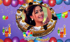 Name Photo On Birthday Cake Love Frames Editor 10 Unduh Apk Untuk