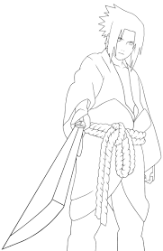 Naruto Coloring Pages Sasuke Gallery 6 E Inspirational Witch Page
