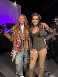 Brandy & Monica Reacts to Record Breaking Numbers, Their Beef ...