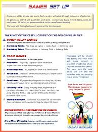Sports Programs Template Sport Program Example Templatesports