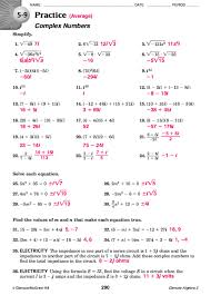 practice 5 quadratic equations tessshlo factoring
