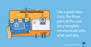 Agile Story Card Template Word Why The Three Part User Story Template Works So Well