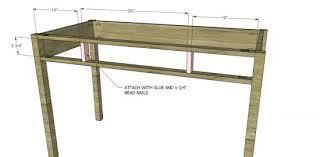 Unique Wood Plans Desk How To Build DIY Woodworking Blueprints PDF