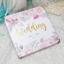 Sign Book For Wedding Usd 37 33 Zhen Xi Imprinted Wedding Signature Book