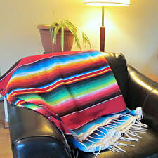 Mexican Throw Blankets