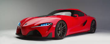 Toyota FT-1 | Heavy Throttle