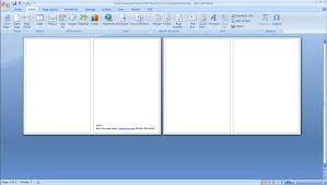 how to create a birthday card on microsoft word ms word card templates gse bookbinder co