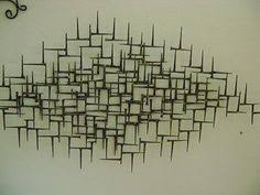 mid century modern vintage metal wall art jere nail art very unique a must see on mid century wall art metal with 105 best mid century wall art decor images on pinterest wall art