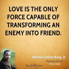 Martin Luther King Jr Quotes About Love Adorable Martin Luther King Jr Love Quotes QuoteHD