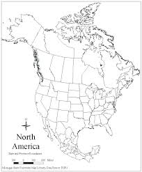 North America Coloring Page With 8 Pics Of North Map Coloring Page