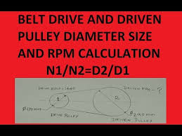 Browning Pulley Size Chart Videos Matching Pulley Belt Calculations Belt Length