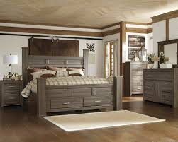 rustic bedroom furniture sets. Simple Furniture Juararoy Casual Dark Brown Color Replicated Roughsawn Oak Rustic Bedroom  Furniture Set Review By Inside Sets