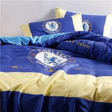 chelsea football club bedding set twin queen size 3 600x600 chelsea football club bedding set