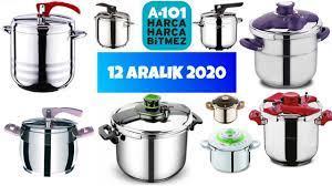 A101 12 Aralık 2020 Aktüel Ürünleri | A101 Düdüklü Tencere | A101 Çeyizlik  Ürünler| Ev Aletleri