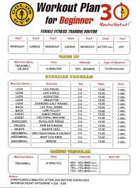 Gold Gym Workout Chart My Gym Golds Gym 2010