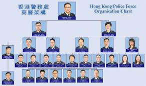 Hk Chart Hong Kong Police Force Organisation Chart