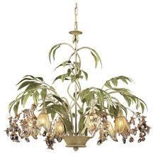 huarco 6 light chandelier large by elk lighting 28 w x 24 h