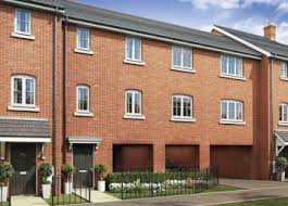 Thumbnail 2 Bed Flat For Sale In Oakbrook San Andres Drive, Newton Leys,  Bletchley