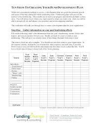 Fundraising Plan Template 10 Fundraising Plan Template Energizecor Vallis