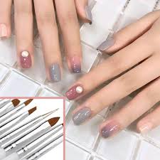Professional Nail Designs Pictures Fashion New Professional Nail Art Paint Drawing Pen Brush Gel Nail Decor Tools New Professional Nail Art Brush Nails Design Nails Designs From