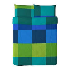 double bed top view. BRUNKRISSLA Duvet Cover And Pillowcase(s) - Blue, Full/Queen (Double/Queen) IKEA: Amazon.co.uk: Kitchen \u0026 Home Double Bed Top View T