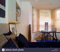 bay window furniture. Modern White Bedroom Bed Bay Window Venetian Blinds Charles Mackintosh Hillhouse Chair Interiors Bedrooms Beds Masculine Designer Furniture U