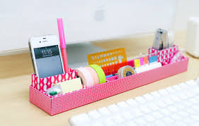 diy office desk accessories. Terrific DIY Office Decorating Ideas 25 Lovely Diy Desk Decor To Boost Up Your Productivity Accessories