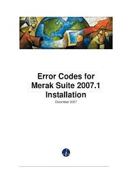 Install Errorcodes Installation Computer Programs Sql