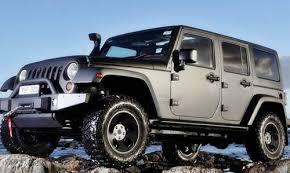 2018 jeep wrangler 4 door redesign and