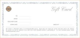 Create Personalized Gift Certificate And Vouchers With